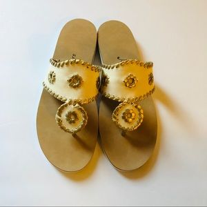 Jack Rogers Shoes - NWOT Jack Rogers Boating Sandals